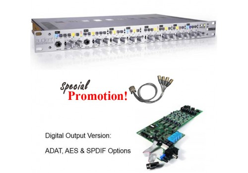 ASP008 with AES/ADAT